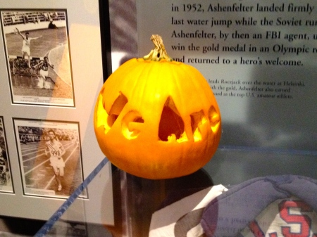 Trick-or-Treat All Sports Museum 2014