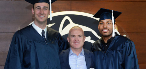 Penn State Student-Athletes Continue to Deliver Outstanding Graduation Rates