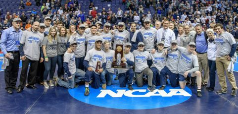 Championships and Academic Records Boost Nittany Lions to Superlative 2016-17