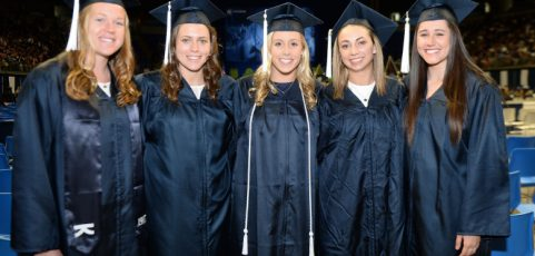 Student-Athletes Continue to Surpass National Academic Averages