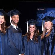 Student-Athletes Deliver Record-Tying 90 Percent Graduation Rate