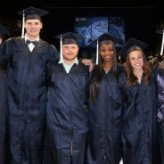 Total of 33 Student-Athletes Graduating This Weekend