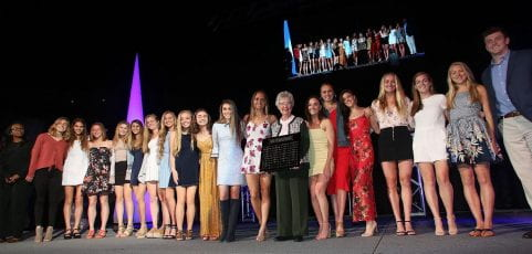 "Student-Athletes Honored at ""The Nittanys"" for Academic, Athletic and Community Achievements"